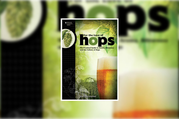 Boganmeldelse: For the Love of Hops