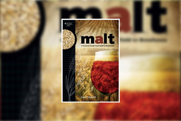Boganmeldelse: Malt – A Practical Guide from Field to Brewhouse