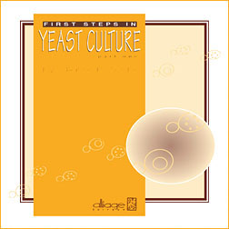 "<strong>First Steps in Yeast Culture</strong><br><em>Part one</em><br><strong>Forfatter:</strong> Pierre Rajotte<br><strong>Udgivet:</strong> 1994<br><strong>Forlag:</strong> <a rel=""noreferrer noopener"" aria-label=""Alliage Editeur (åbner i en ny fane)"" href=""https://www.alliage.ca/"" target=""_blank"">Alliage Editeur</a> Book Cover"