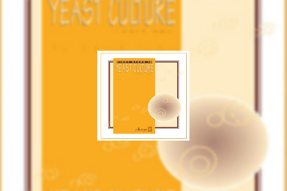 Boganmeldelse: First Steps in Yeast Culture