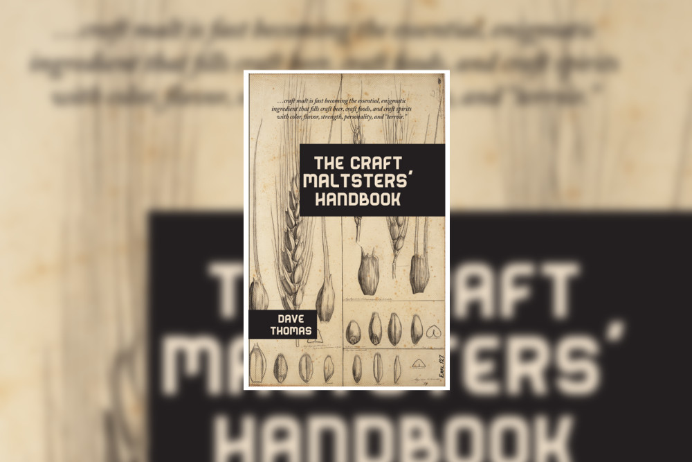 Boganmeldelse: The Craft Maltsters' Handbook
