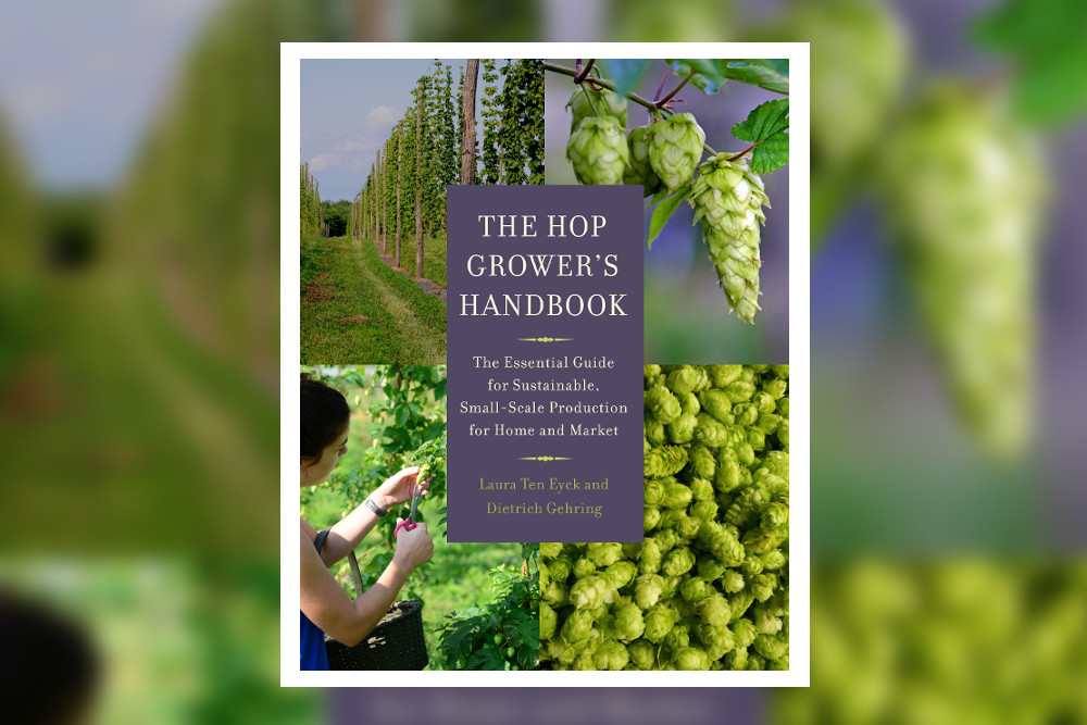 Cover til The Hop Grower's Handbook