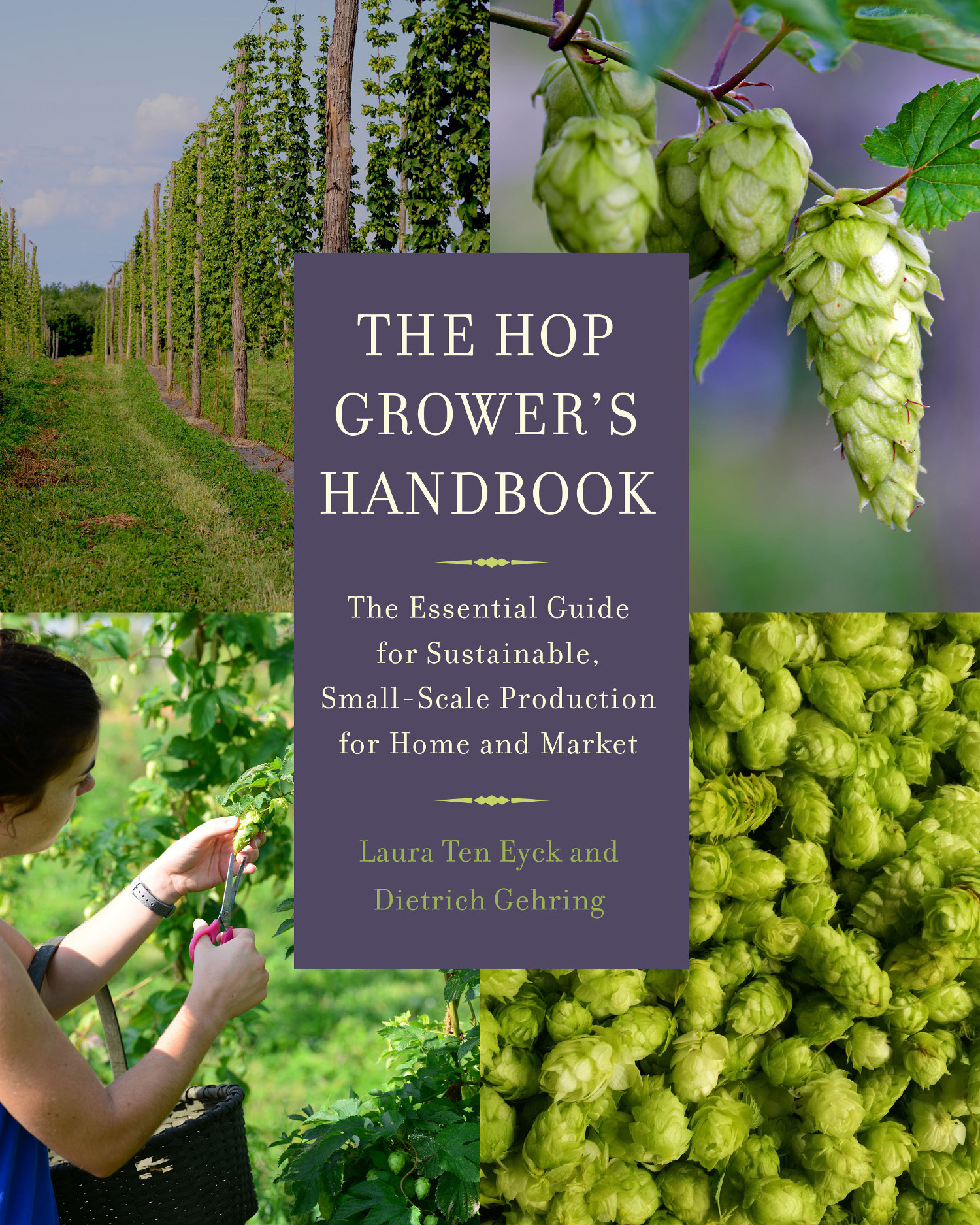 <strong>The Hopgrower's Handbook</strong> Book Cover