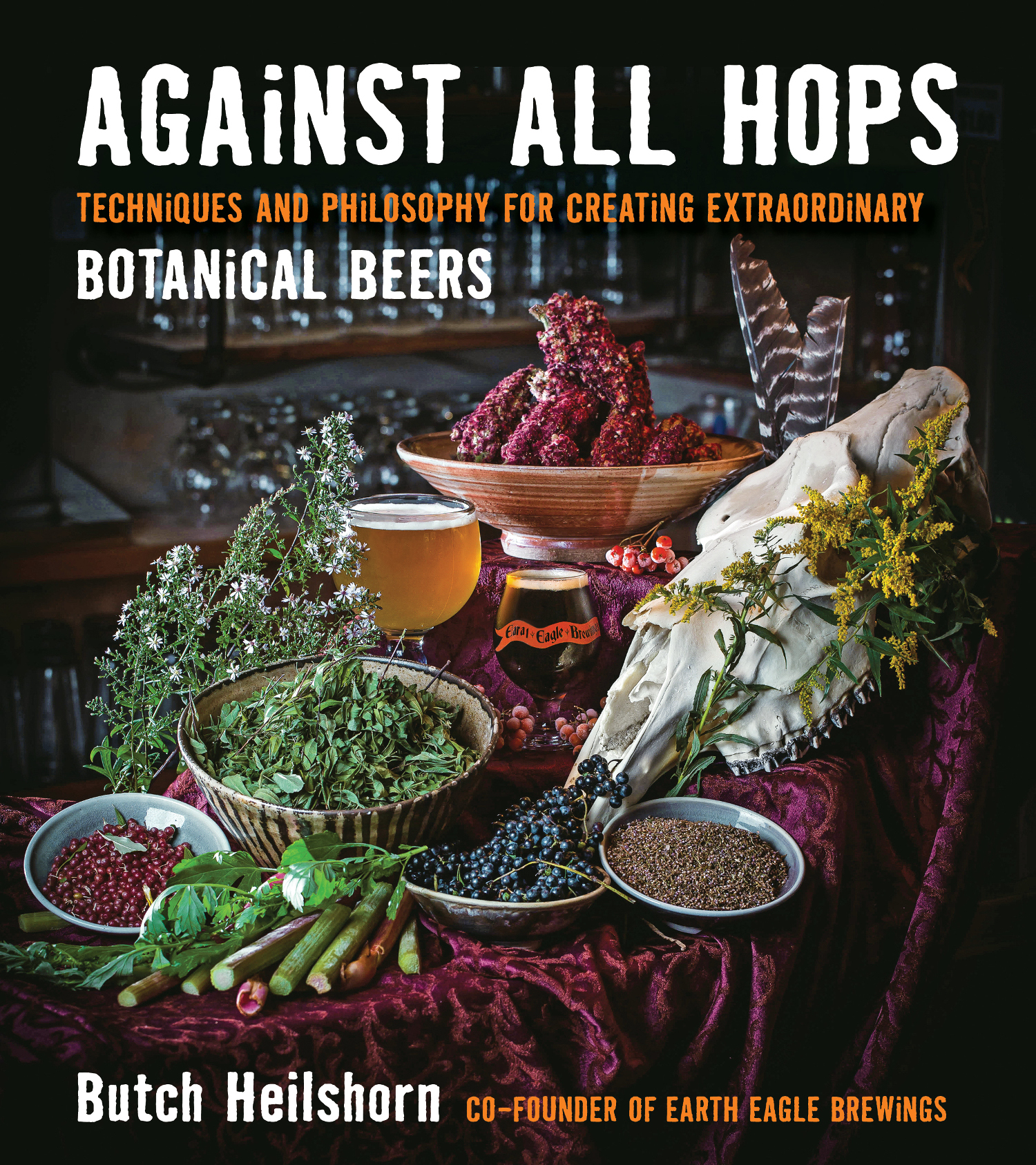 <strong>Against All Hops</strong> Book Cover