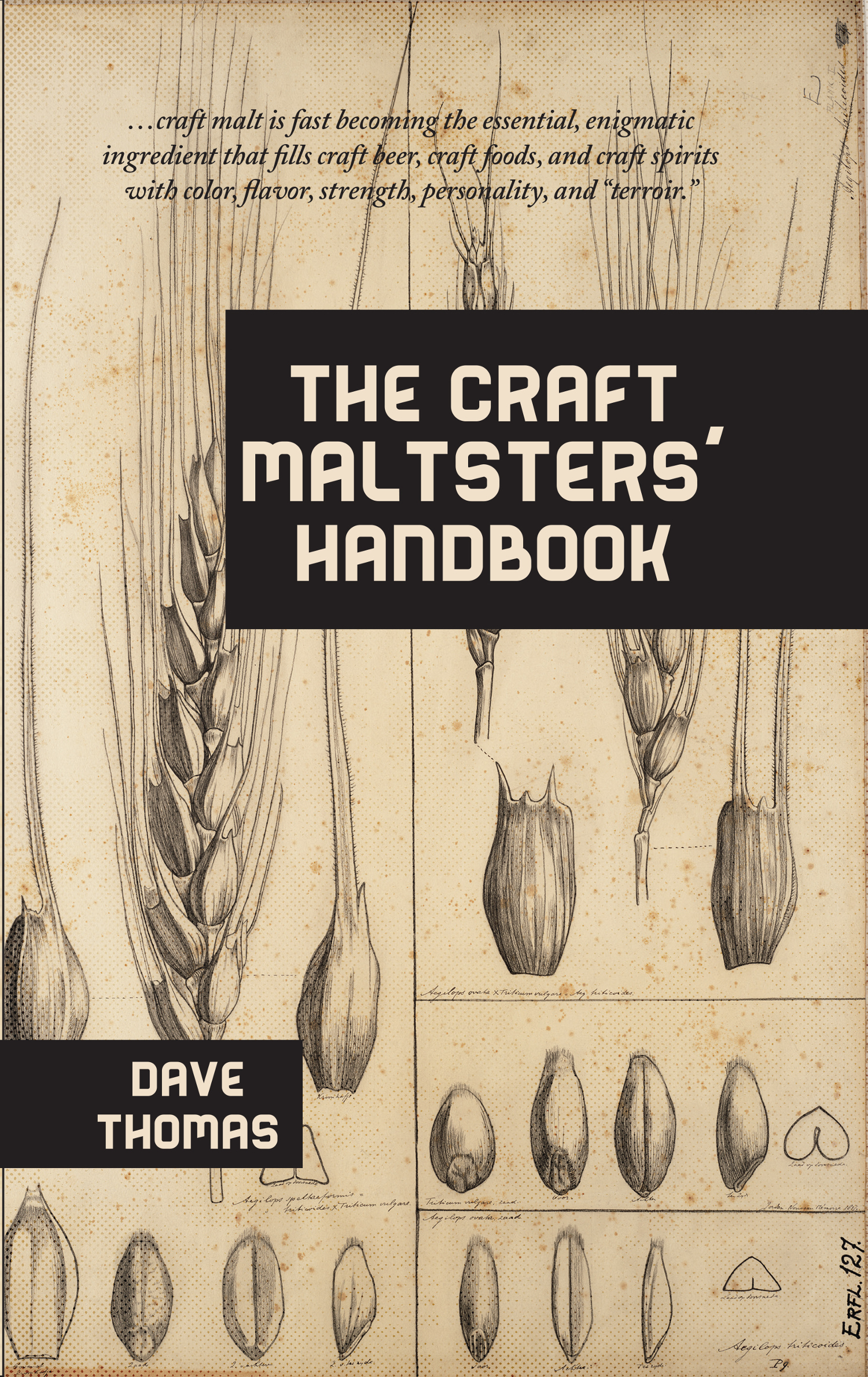 <strong>The Craft Maltsters' Handbook</strong> Book Cover