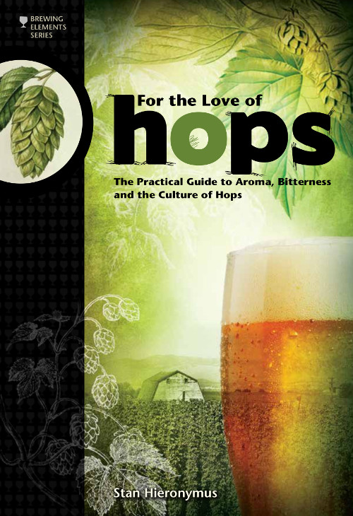 <strong>For the Love of Hops</strong> Book Cover